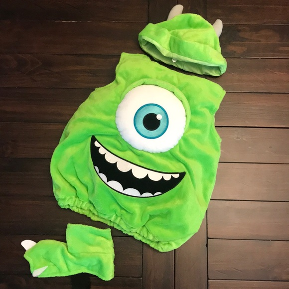 a7439fa2ceef Disney Pixar Other - Disney Pixar s Mike Wazowski Costume